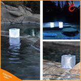 Solar Power Camping Lantern Light for Indoor Camping Hiking Lighting Square Lantern
