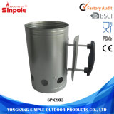 Eco-Friendly Safe BBQ Fire Charcoal Chimney Starter Machine