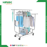 Moden Clothes Hanging Rack Clothes Display Racks Garment Drying Racks