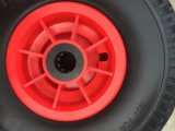 Solid Rubber Flat Free PU Foam Trolley Wheel