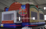 New Product 4 in 1 Sports Arena Inflatable Sports Games for Sale