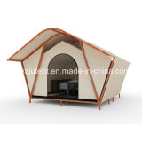 Outdoor Large Waterproof Luxury Tent for Hotel Eco Resort Safari Tent with Asian Style