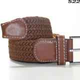 S22 Wholesale 2018 Hot Sell Fashion Lady PU Elastic Belts