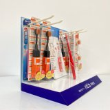 Custom Plexiglass Acrylic Electric Toothbrush Display/Acrylic Tooth Brush Holder