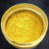 China Excellent Supplier Gold Silver Metallic Pigment Powder for Cosmetic and Industry Coating Ink