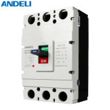 Andeli Am1-630m/3300 400A 500A 600A MCCB 3p Moulded Case DC Circuit Breaker Circuit Breaker Price Philippines