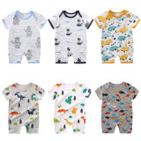 Import Summer Baby Boy and Girl Clothes Romper Newborn Baby Rompers