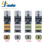 Canbus Decoding W5w 194 T10 4014 26SMD Car LED Display Width Bulb License Plate Light 12V