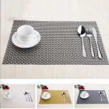 Cheap High Quality Fast Delivery Kitchen Soft PVC Rubber Placemat