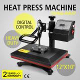 "Digital Swing Away 12"" X 10"" (30 X 24cm) Heat Press Transfer T-Shirt Sublimation Machine"