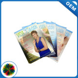 Wholesale Magazine Printing Service Competitive Cheap Magazine Printing Cost with Spot UV