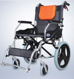 Manual Foldable Transport Wheel Chair in Reasonable Price