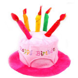 Funny Party Hats Birthday Cake with Candles Hat - Hilarious Birthday Cake with Candles Hat