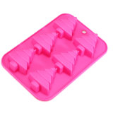 Silicone Mold Christmas Tree Pine Soap Mold Baking Moulds Cake Decorating Tool