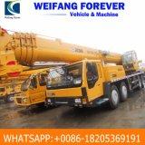 Chinese Biggest Used Truck Crane Sales Market -- Used Truck Crane Qy50ka with 50t Lifting with Best Price
