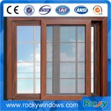 High Quality Aluminum Sliding Window with Screen Fly