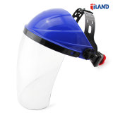 Safety Full Mask Face Protection Shield Faceshield with PC Visor