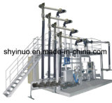 Customized Loading & Metering Skid for Finished Oil