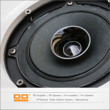 White Ceiling Professional Speaker with Coaxial Tweeter