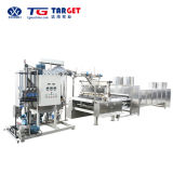 Full Automatic Serve Driven Hard Candy Depositing Line