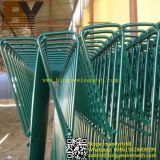Roll Top Mesh Double Loop Wire Fence