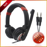 Super Mass Headphone with Double Plug & Mic