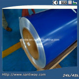 CRC Blue Aluzinc Color Coated Steel Coil Sheet