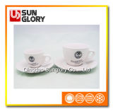 Wholesale Strengthen Porcelain Coffee Tea Ceramic Cup and Saucer