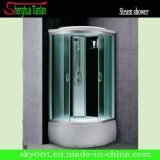 High Tray Modular Touch Screen Hydro Massage ABS Steam Shower Room (TL-8816)