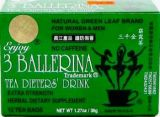 Three Ballerina Herbal Weight Loss Tea, Health Slimming Tea