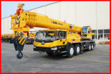 Heavy Mobile Truck Crane 50ton with Lift 57m