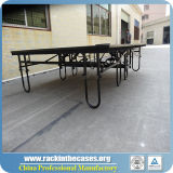 Portable Stage Platform with Fire Proof Plywood for Events