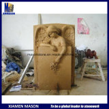 Mold for Weeping Angle Sculpture for Headstones