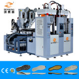 Full-Automatic 2 Station 2 Color TPU/ Tr /PVC Sole Machine