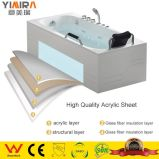 Foshan Manufactures Whole Sale Price Bathroom Hot Jacuzzi SPA Indoor Mr-G8106