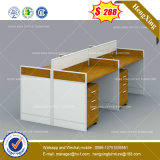Wooden School Office Table Desk Executive Modern Office Furniture (HX-8NE077)