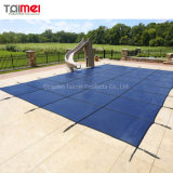Winter Swimming Pool Covers Solid Safety PVC Tarpaulin Swimming Pool Cover