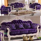 Fabric Sofa Set with Table for Living Room Furniture (929M)