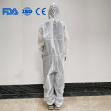 Cheap Supply AAMI PB70 Level 2 3 Gown Chemical Protection Suit Disposable Waterproof SMS/PP/PE/SMMS Nonwoven Isolation Gown Safety Clothes, ISO, SGS, FDA, Ce