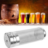 70mmx180mm Stainless Steel Corny Keg Mesh Strainer Dry Hopper Brewing Filter