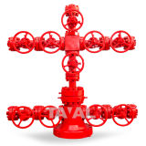 API 6A Split Type Christmas Tree Xmas Tree for Wellhead
