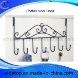 China Factory Price Export Iron Clothes Hook of The Door