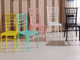 Plastic Chiavari Chair Tiffany Chair with Cheap Price M-X1811