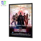 "27""X40"" Aluminum LED Movie Poster Frame for Wall Mounted Backlit Light Box"