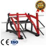 Plate Loaded Ground Base Squat Lunge Hammer Strength Gym Equipment