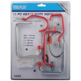 Heavy Duty Hook for Hanging Tools on Wall