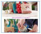 Coin Purse Cartoon Mini Handbag Wallet Zipper Pocket Bag