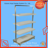 Custom Free Standing Retail Store Metal Display Rack for Shoes