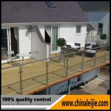 Stainless Steel 304 Balcony Glass Railing