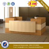 Beauty Salon Wooden Small Round Reception Table (HX-5N089)